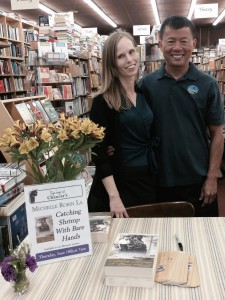 Book Signing at Chaucer's Bookstore