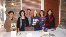La Family Fallbrook AAUW Luncheon