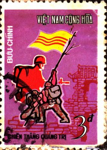 1972 South Vietnam stamp