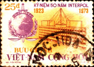 1973 South Vietnam Stamp