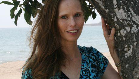 Picture of Author Michelle Robin La at Goleta Beach